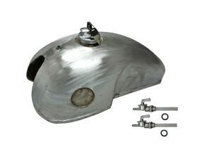 Benelli-Mojave-Cafe-Racer-260-360-Benzin-Tank-mit-Wasserhaehnen-amp-Cap