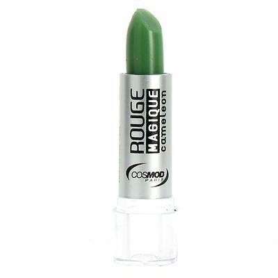 Rouge à Lèvres Magique Cameleon Cosmod - 03 Vert