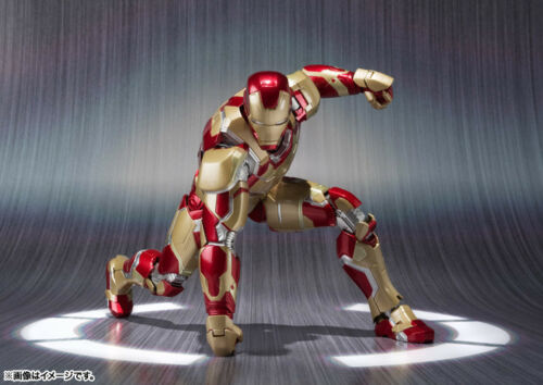 Iron Man Mark 42 With Sofa PVC Action Figure Collectible Model Toy