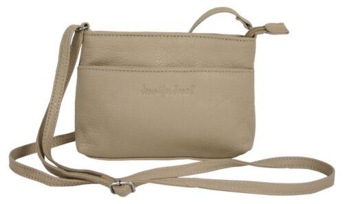 Small Ladies Shoulder Bag Leather Crossover Shoulder Bag by Jennifer Jones