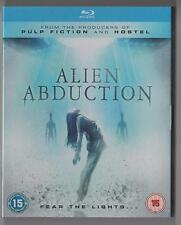 ALIEN ABDUCTION BLURAY SEALED INCLUDES SLIPCASE