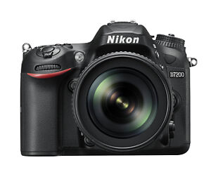 Nikon D7200 with AF-S 18-105mm VR Kit Lens DSLR Lens