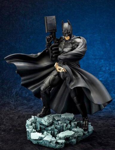 Batman Dark Knight Superhero Bale Figure Model Resin Kit Unpainted Unassembled