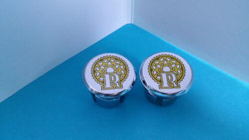 Razesa Handlebar End Plugs Bar Caps buchones lenkerstopfen vintage Spain