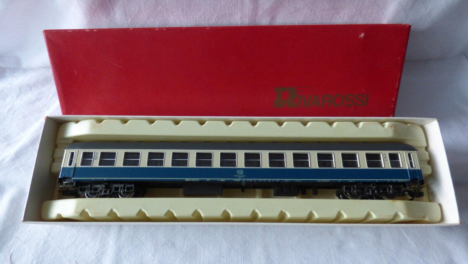 Rivarossi 2948 Deutsche Bundesbahn -2. Class H0 - 1  87 OVP