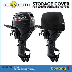 Suzuki-Outboard-Motor-Engine-Storage-Half-Cover-3-CYL-DF25A-DF30A