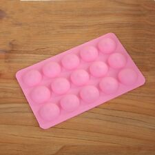 New DIY Breast Silicone Ice Cube Pudding Chocolate Cake Cookie Soap Molds Mould