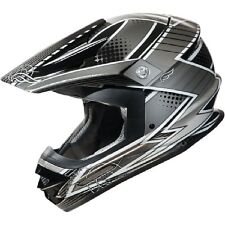 Fulmer AF RX4 Black Strike Off Road MX Dirt Helmet size Adult Medium