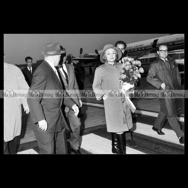 #phs.005378 Photo MARLENE DIETRICH 1963 Star