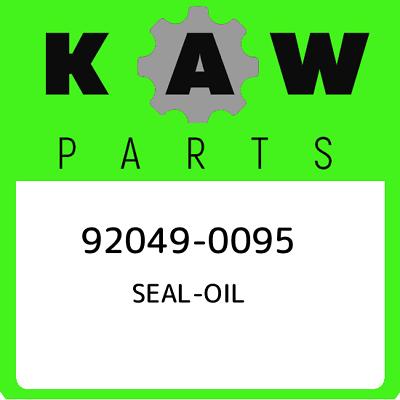 Kawasaki Seal-Oil 92049-0095 New Oem