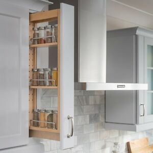 kitchen cabinet filler kitchen cabinet wall cabinet filler pullout 3 quot x 11 1 8 18749