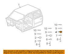 GM OEM 25994881 CAB Assembly-mount Cushion
