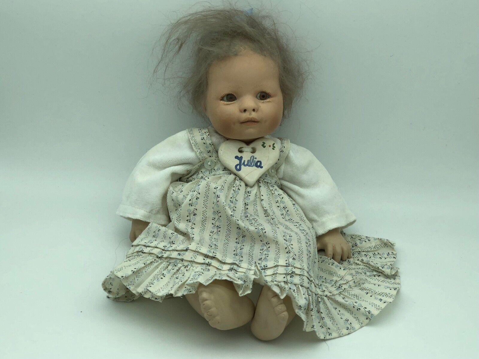 Artistes poupée poupée de porcelaine 31 cm cm cm excellent état d76840