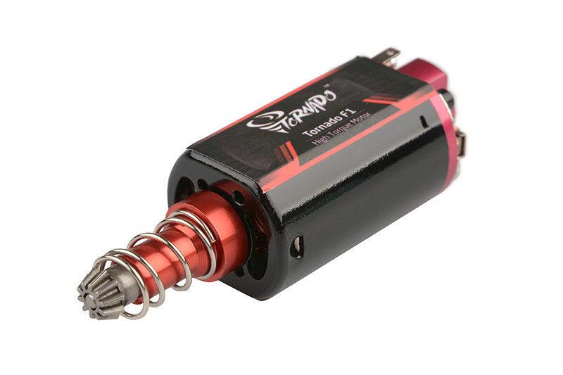 Tornado F1 High Torque Tuning Motor (ALU Version) - Long  ( Airsoft   Softair )