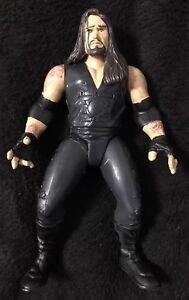The Undertaker #2 Jakks Action Figure 1998 Wwe Wwf