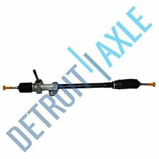 New Complete Manual Steering Rack and Pinion for 1988-1991 HONDA CIVIC CRX