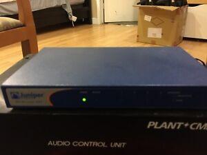 Juniper-Networks-Netscreen-5GT-Firewall-NS-5GT-001-With-AC-Power-Supply