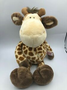NICI-Giraffe-Wild-Friends-Plush-Kids-Soft-Stuffed-Toy-Animal-Doll-Teddy-Bear