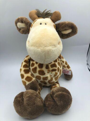 NICI Giraffe Wild Friends Plush Kids Soft Stuffed Toy Animal Doll Teddy Bear
