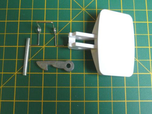 Poignée de porte Kit to fit machine à laver INDESIT WND1079WG