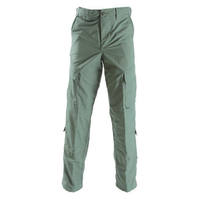 NEW Tru-Spec 1285 Tactical Response Uniform Pants SZ 2XL Reg Olive Drab