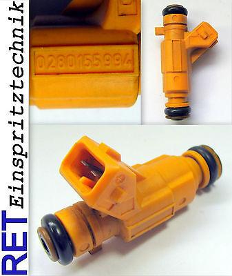 Efficiente Ugello Di Iniezione Bosch 0280155994 Renault Laguna 3,0 Puliti Esaminato &-