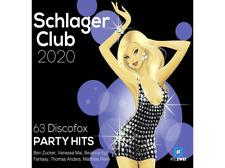 Artikelbild VARIOUS - Schlager Club 2020 (63 Discofox Party) - (CD)