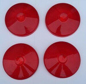 DZ-77-276-RED-LENS-SAE-ISTP-70-Dietz-4-1-4-outside-diameter-4pack