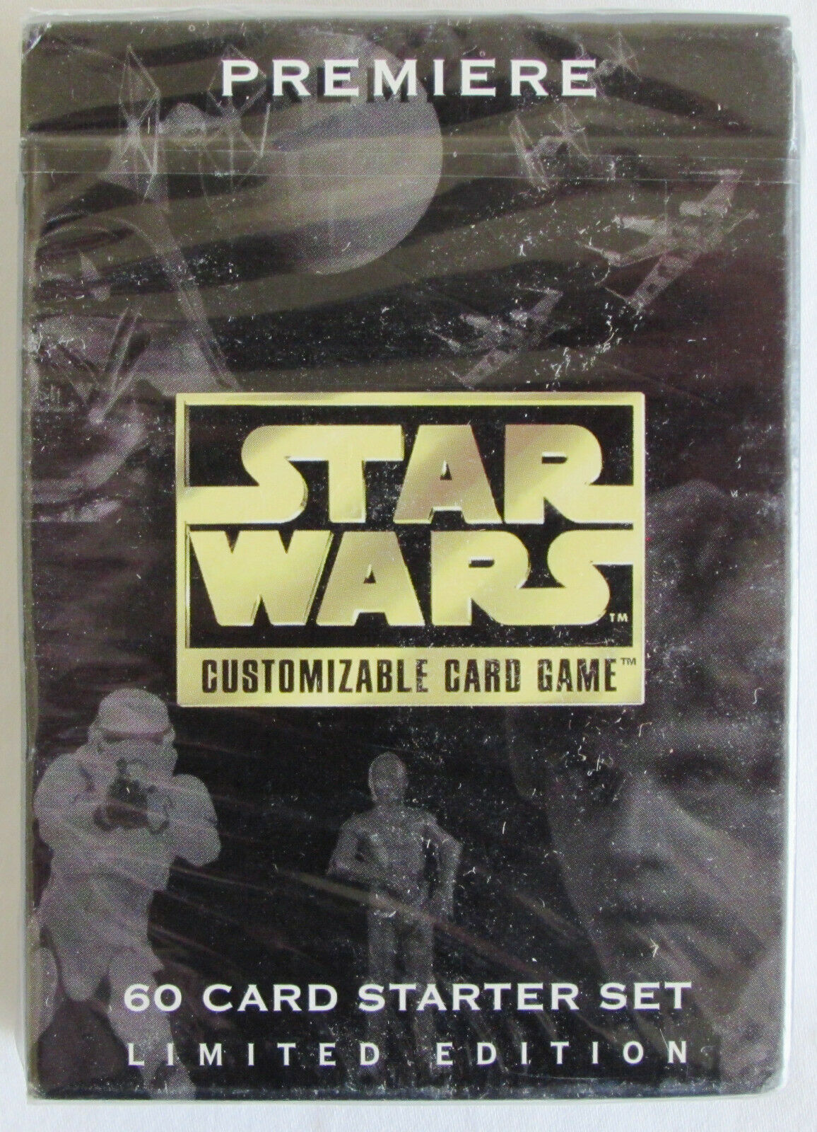 C1852 Star Wars Premiere Limited DS Uncommon 1995 Decipher CCG Card Kessel
