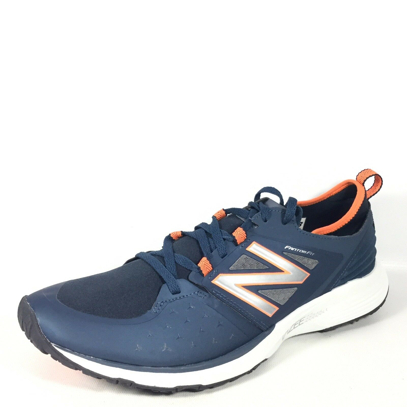 New Balance MXQIKGO Mens Size 13 D Navy  orange Training Sneakers.