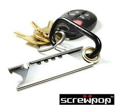 Herramienta de utilidad Screwpop ™ no suministrado Blade, cortador de caja, EDC, preparar, volcado de bolsillo