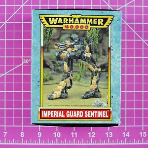 GW: Warhammer 40k Rogue Trader Imperial Guard Metal Minis - COMMISAR W/ LAS GUN   eBay