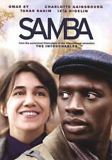 Samba (DVD) Omar Sy Charlotte Gainsbourg