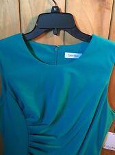 Calvin Klein Sheath Dress Size 10 NWT