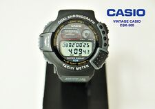 VINTAGE CASIO COLLECTION CBX-500 DUAL CHRONOGRAPH TACHY METER