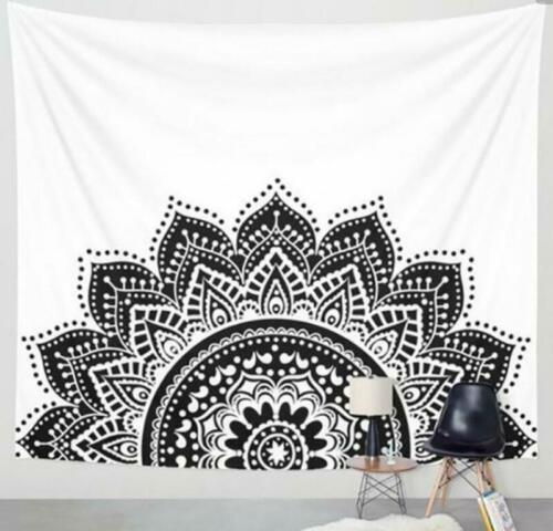 Yoga Wall Hanging Rug Mandala Decor Hippie Home Tapestry Indian Ethnic Dorm