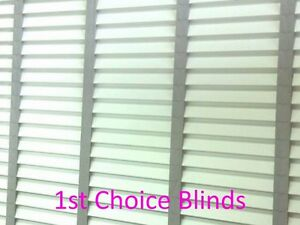 c2afe5533a39 made to measure wooden venetian blind white wood with grey tapes ...