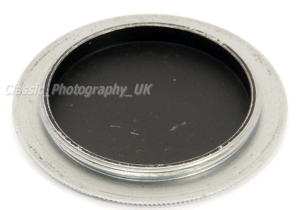 LEICA 14055 Camera Body Cap by LEITZ Wetzlar ORTVO for LEICA 3d 3G IIIF Leica 3c