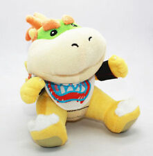 "Super Mario Brothers Bowser Jr./Koopa Plush stuffed dragon plush toy 7"""