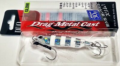 Metal Jig Drag Metal Cast Super Slim 30 grams PJA0101 1985 Duo