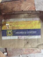 Square D H362, Series D, 60 Amp 600 Volt Fusible Disconnect-
