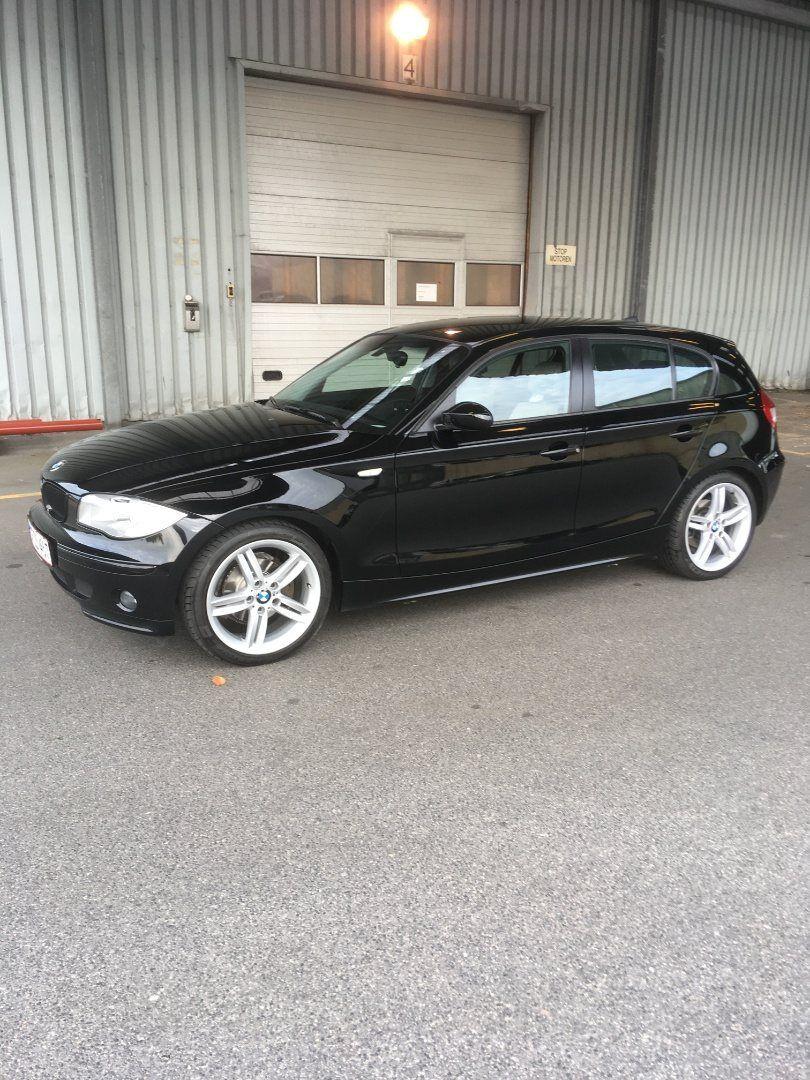 BMW 116i 1,6 Advantage 5d - 74.800 kr.