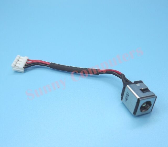 NEW DC Power Jack For ASUS K50 K501 K50I K501J K50IJ K50AB K50AD K50AF w/ Cable