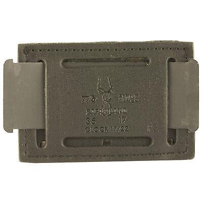 Safariland 775-83-13 STX Glock 17//22//37//34//35 Open Top Triple Magazine Mag Pouch