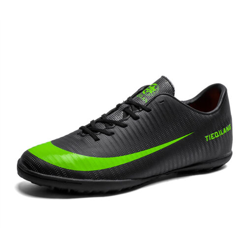 Fashion Men Soccer Cleats Shoes Indoor TurF Football Cleats Training Sneakers