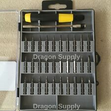 New 30- in- 1 Screwdriver Torx Phillips Slotted Bit Set  #75230SD