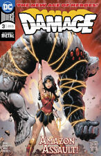 Damage #7 DC Comics 2018 Dark Nights Metal 1st Print NM