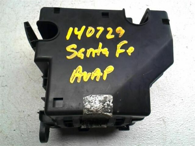 3 5l Awd With Abs  Under Hood Fuse Box For 01