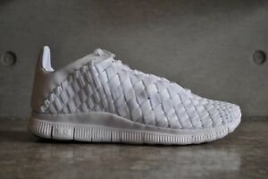 Free Tech Inneva 8 Uk Nike Woven Bianco 41 Us White bianco Eur Triple 7 Sp tpwqddC