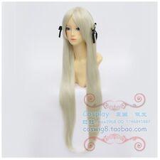 Yosuga no Sora Kasugano Sora Long Blonde Cosplay Wig Hair